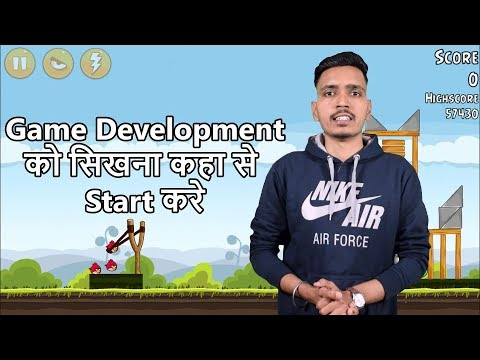 What you need to learn to start game development thumbnail
