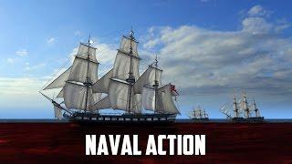 Naval Action - Стрим с разработчиком!