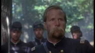 Gettysburg (1993) 20th Maine bayonet charge at Little Round Top