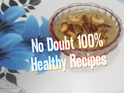 no-doubt-100%-healthy-recipes-/-andu-korrala-badham-kheer-/-millet's-recipes-/-siridhanyla-recipes