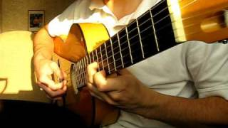 Guitar   Tsyganochka цыганочка