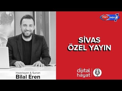 12.01.2018 | Dijital Hayat Bölüm154 - TRT RADYO1 I ÖZEL YAYIN