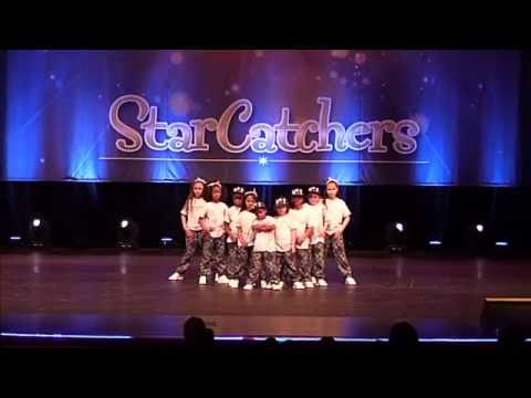 Amazing Mini Hip Hop Dancers! Only 4-7yrs old - Watch Me Whip/Watch Me Nae Nae