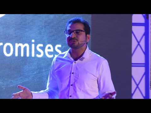 ILM POSSIBLE | Umair Jaliawala | TEDxNUSTKarachi