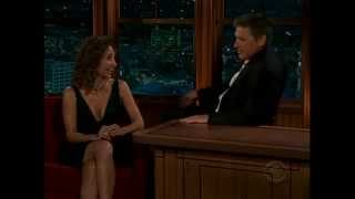 vuclip Late Late Show with Craig Ferguson 5/6/2009 Melina Kanakaredes, Nathan Fillion, Zac Brown Band