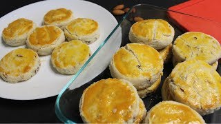 Nankhatai Recipe Without Oven - Nan Khatai - Easy & Quick Cookies or Biscuits By Cook with Madeeha