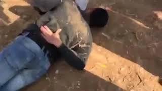 פצוע בעימותים ממזרח לחאן יונס, היום
