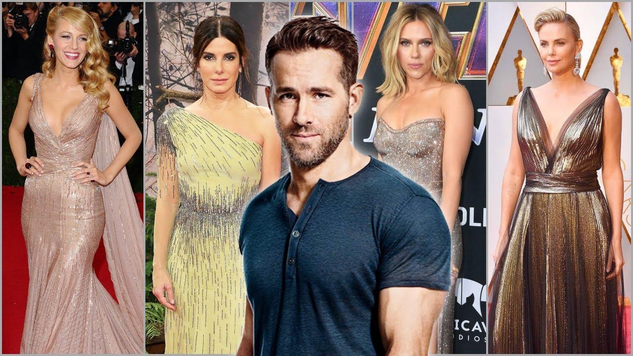 Ryan Reynolds Girlfriend (1995 - 2021)