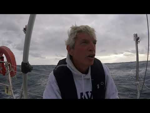 Ep 9 Single-handed sailing to Azores: Blue Water Ops and Risk Management