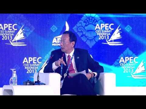 APEC CEO Summit 2013 - Session 7