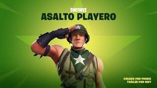 MTL: Asalto playero - Creado por Prudiz - Tráiler de INVY