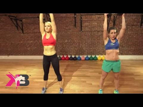 A Fun, 5-Minute Kettlebell Workout That'll Work Your Entire Body