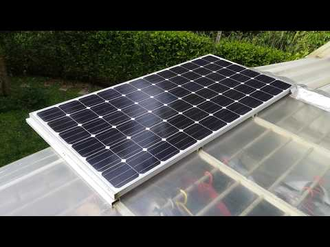 300W Home Solar Power System