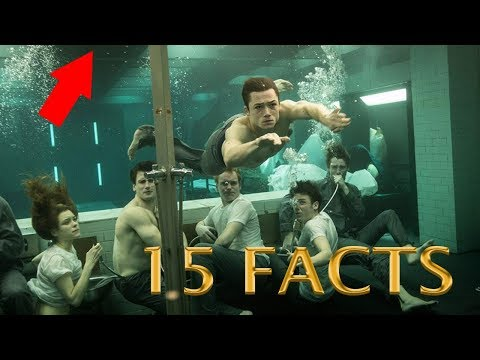 Thumbnail: 15 Facts You Didn't Know About Kingsman: The Secret Service