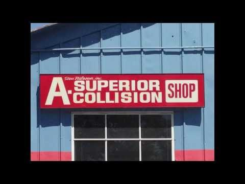 A Superior Body Shop in Campbell California