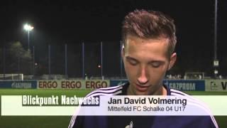 Blickpunkt Nachwuchs: Zu Besuch beim FC Schalke 04