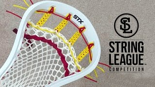 Dropped Top String Design Challenge | STRING LEAGUE S2 EP5 Lacrosse All-stars Week