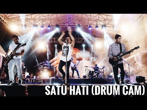 NOAH - Satu Hati (drum cam)