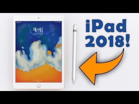 il NUOVO iPad 2018 - Tutte le Novità!
