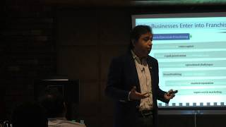 Franchise Management Series by(Economies of scale in input cost)