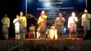 Ketiga Festival Nasyid IPG Kebangsaan 2009-(lagu 1&2)