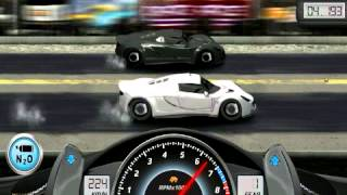Drag Racing Android Hennessy Venom GT Online Game