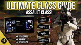 ▶ BATTLEFRONT 2 - Ultimate Class Guide - ASSAULT