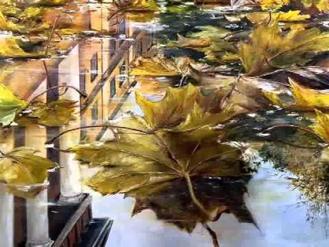 Лариса МОНДРУС -  Листья летят