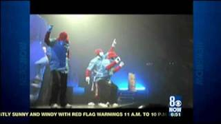 Jabbawockeez Las Vegas KLAS-TV Channel 8 News Interview