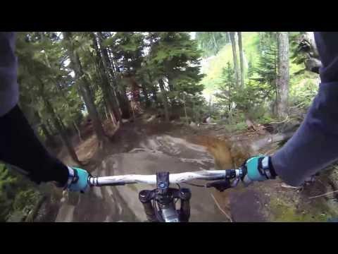 Whistler DH Mountain Bike 2013 HD GoPro Hero 3 RAW