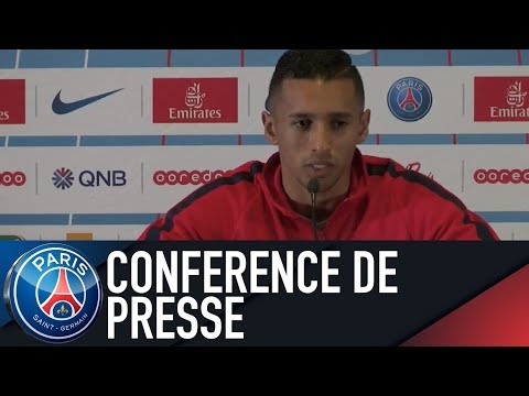 CONFERENCE DE PRESSE - PARIS SAINT-GERMAIN vs OLYMPIQUE LYON