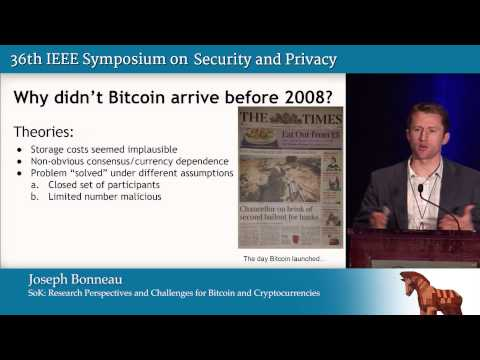 SoK: Research Perspectives and Challenges for Bitcoin and Cryptocurrencies