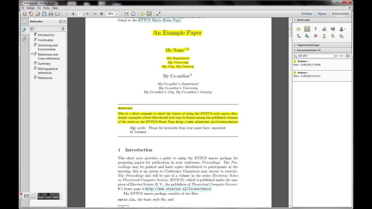 How To Highlight Ogment Text On Pdf File  Free  Acrobat Reader