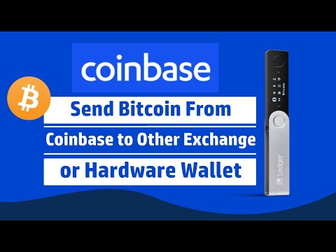 How To Send Bitcoin From Coinbase [2020]