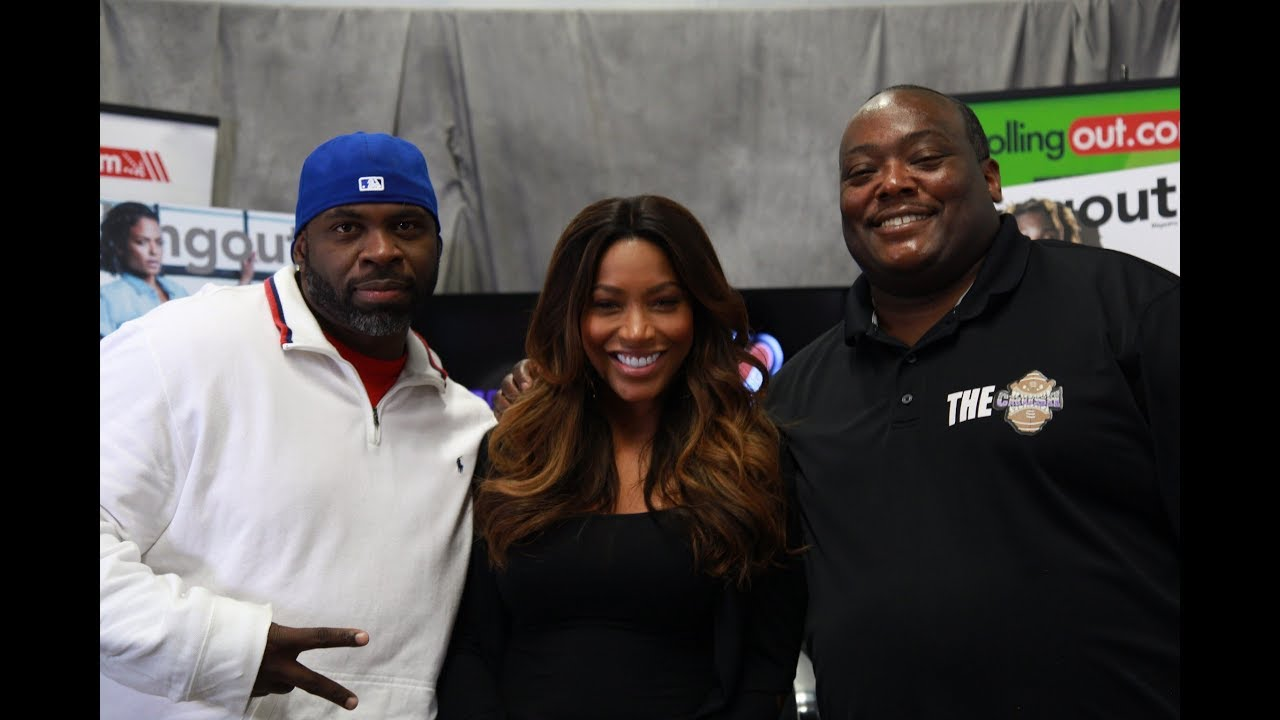 Download Sharon Reed joins Rolling Out w/ The Crush to talk her career and her time in Atlanta