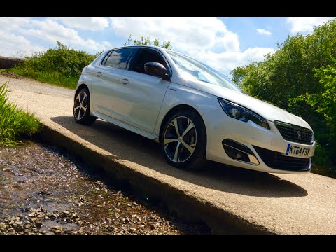 2015 Peugeot 308 Gt Line Review Inside Lane Youtube