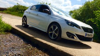 Peugeot 308 GT 2015 Videos