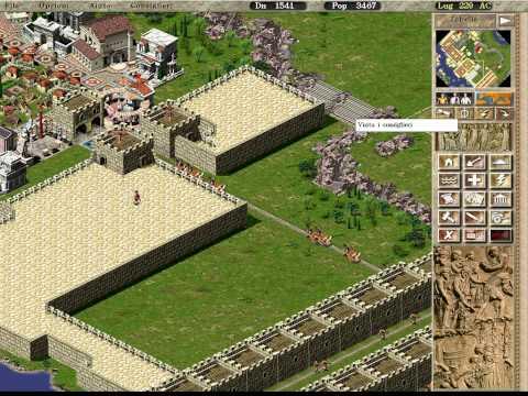 Caesar III - Roman Emperor can do nothing against Syracusae