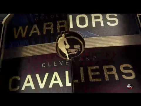 NBA On ABC Theme: 2017 NBA Finals Game 4