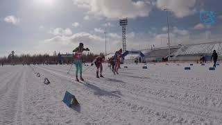"""Финал первенства """"На лыжи!"""". Братск, март 2018"""