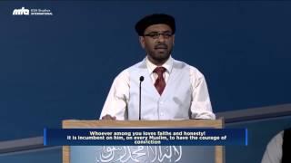 Ab Chor Do Jihad Ka Ay Dosto Khiyal + Translation,  (Jalsa Salana USA 201)