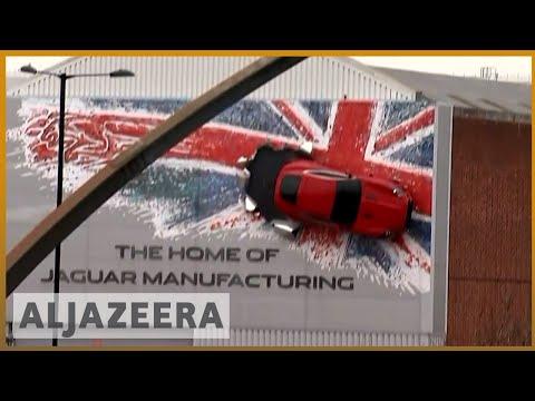 🇬🇧 Jaguar Land Rover announces 4,500 job cuts | Al Jazeera English