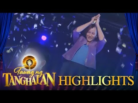 Tawag ng Tanghalan: Girlie Las Piñas becomes the first TNT Season 3 Quarter 2 semifinalist