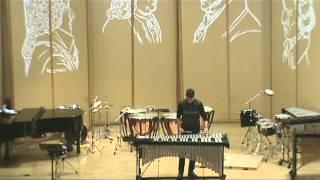 Alejandro Hurtado de Rojas-Grau. Prelude and Blues (N. Rosauro)