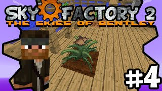 Magical Crop Start & New Tools | Sky Factory 2 | Ep.4