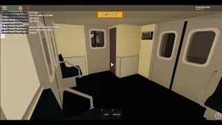 Roblox Subway Train Simulator Riding R32 A Train Full Ride! with R160SiemensWTrain