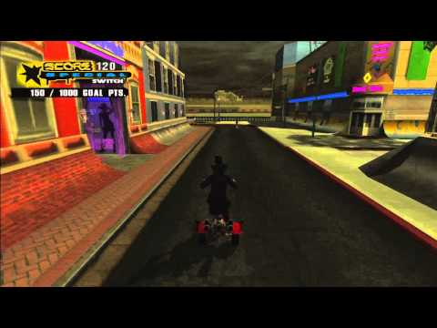 Tony Hawk's Underground 2 - New Orleans