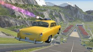 BeamNG.drive - Burnside Special JATO