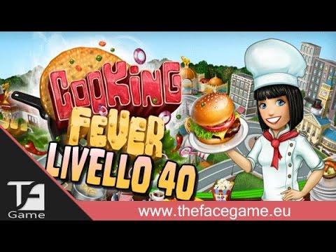 Generate Cooking Fever LIVELLO 40 ! --Tibu meglio di Cracco-- Screenshots
