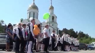 День славянской письменности и культуры в Ордынском отметили торжественным шествием.(